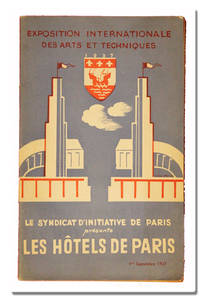 Expositions universelles et internationales for Liste des hotels paris
